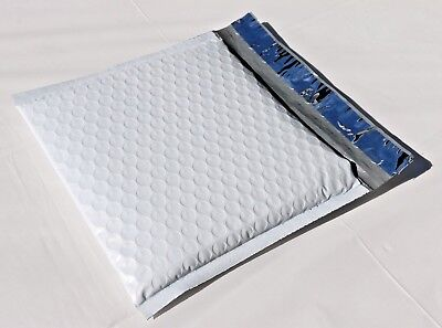 "1-2000 Hardshell 7.2x8"" #CD TUFF Poly Bubble Mailers Self Sealing Honeycomb Bags"