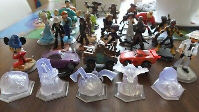 Disney Infinity Figurines For Ps3 Ps4 Wii Xbox Ds - Choose Titles From The List
