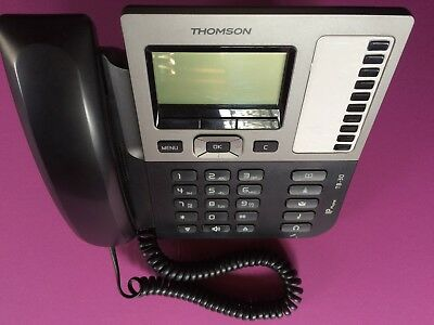 Thomson Tb-30-Ip Phone Corded- Telephone Pro-Occasion