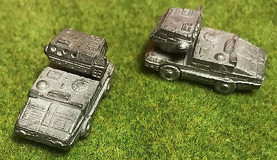 BATTLETECH Ral Partha Miniature - Metal Carro armato STRIKER LIGHT TANK 20-807