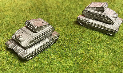 BATTLETECH Ral Partha Miniature - Metal Carro armato HUNTER MISSILE TANK 20-806