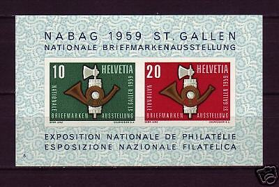 1959 NABAG-Block W38 (Bl. 16)**
