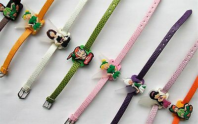 SHOE CHARM BRACELETS (V4) - inspired by TINKERBELL, FAIRIES & PETER PAN
