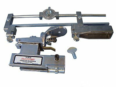 Granberg Bar-Mount Chain Saw Sharpener, Model# G-106B, New, Free Shipping