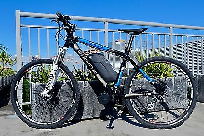 Premium Electric Bicycle eBike 500Watts 750W 1000W 36V 48V Mid Drive Motor