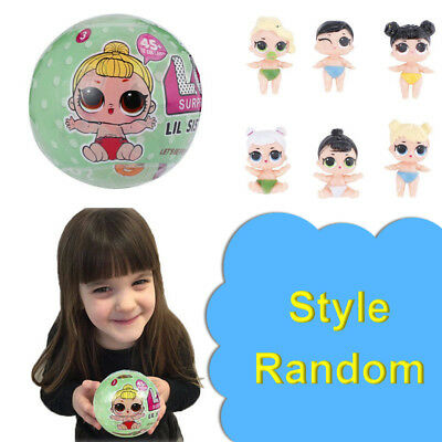 LOL Lil Outrageous 7 Layers Surprise Ball Series 1 Doll Blind Mystery Balls Toy