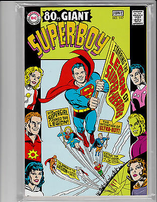Superboy #147 80 Page Giant Replica Edition Legion Of Super-Heroes Supergirl