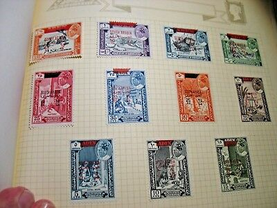 Stamps Middle East & Yemen