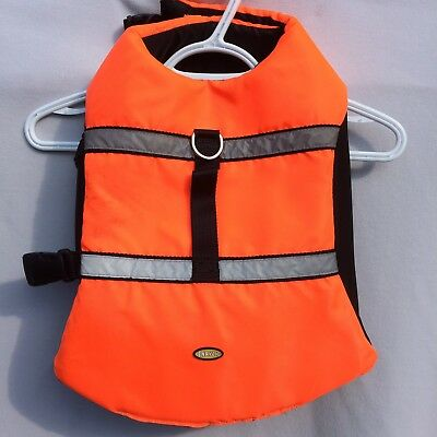Dog Life Jacket/Preserver Medium