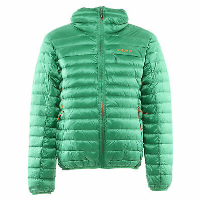 Camp Ed Protection Jacket Verd Giacca Sportiva Uomo 2751 Verde