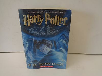 Harry Potter and the Order of the Phoenix by J. K. Rowling 2004 Paperback