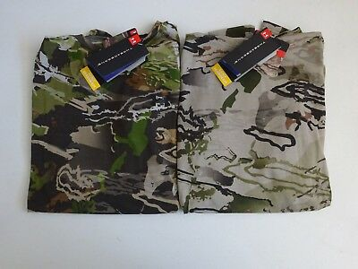 Under Armour Men's Camo Threadborne Early Season Hunting Long Sleeve T-Shirt NWT