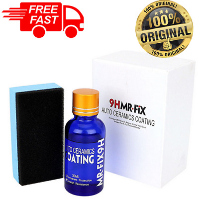 9H MR FIX AUTO CERAMICS COATING As Seen On TV / THE ORIGINAL / FAST Shipping !