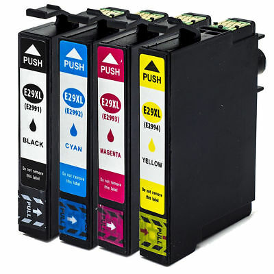 Non-OEM Fit For Epson XP-335 XP-342 Ink Cartridges Multipack