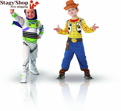 Disney - I-5400 Déguisement Costume Coffre Toy Story : 2 + Masques