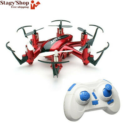 RC Quadcopter JJRC H20 Mini Drone 2,4G 4CH 6 Axes avec 3D-Flip LED Mode /...
