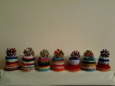 Shabby Chic Hand Knitted Egg Cosy/cosies *** Lucky Dip ***