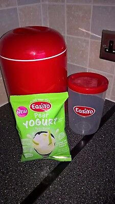 EasiYo Yogurt Maker with 1 Sachet