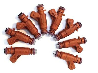 BOSCH FUEL INJECTORS 0280156016 2000-2008 MERCEDES V6 V8