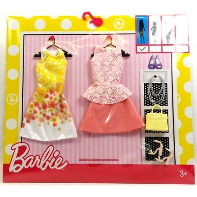 Barbie Complete Look Fashion 2-Pack - Day Date Mattel DWG40 Genuine CE Marked 3