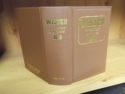 1939 Wisden Willows Reprint - Hardback Edition