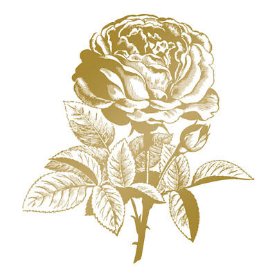 Couture Creations/Anna Griffin Hot Foil Stamp - Classic Rose CO725293