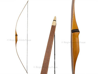 Eagle Rexbow Langbogen traditionell Longbow 58 Zoll 20 lbs RH Rechtshand