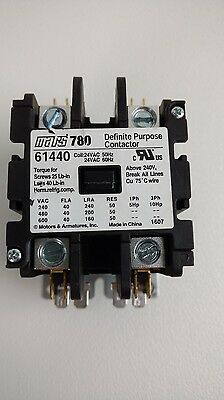 Mars 780 Definite Purpose Contactor, #61440  (Replaces 42Cf15Aj )