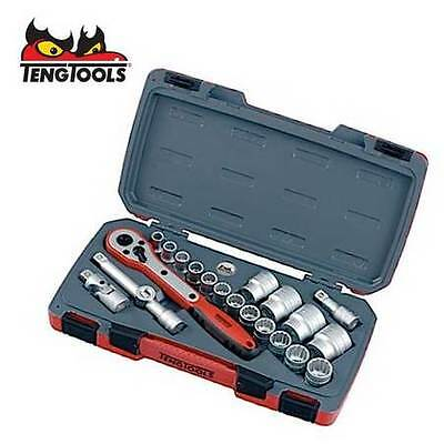 TengTools T1221 21 Piece Socket Set