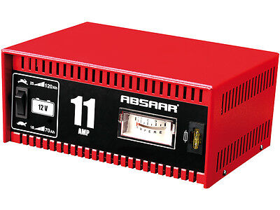 ABSAAR 11 AMP 12V Battery Charger