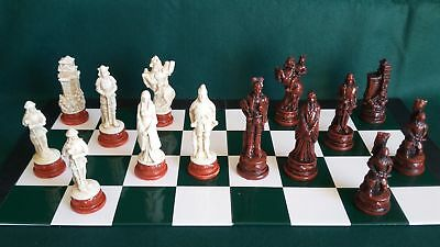 JAPANESE  Mini  Chess Set -with Board