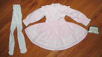 American Girl doll pink Nellie's Spring Party Dress