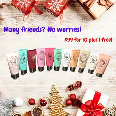 MOR Little Luxuries Marshmallow Moments Perfume Oil Christmas Free Shipping