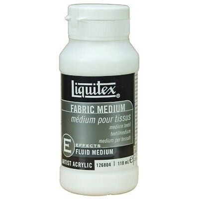 Liquitex Professional Fabric Effects Medium - 118 Ml | FAST AND FREE DELIVERY