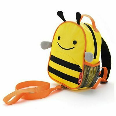 Skip Hop Bee Zoo Backpack Harness Rein Baby Toddler Safety Leash Strap Bag