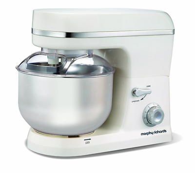Morphy Richards Accents 400004 Stand Mixer - White