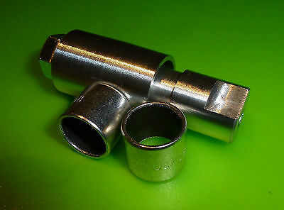 Shock Bushing Tool for rear Fox, Rock Shox, Marzocchi + 2x DU Bush