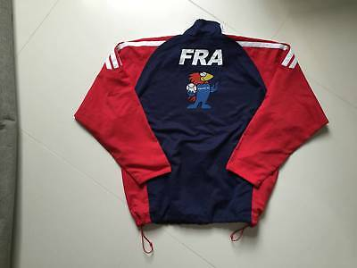 Adidas France 98 track Jacket World cup casual cotton size L-XL