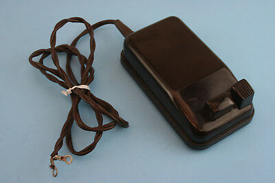 Vintage Singer Sewing Machine Foot Pedal Controller 197629