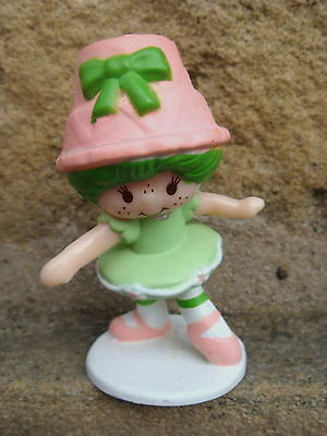 vintage Strawberry Shortcake doll LIME CHIFFON THE BALLERINA miniature figure