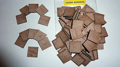 Battlegroup Kursk/Overlord Morale Markers (WWII)