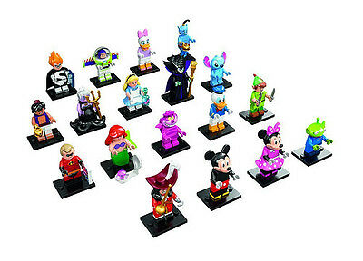 minifigures serie LEGO DISNEY 71012 - brand new - pick from list