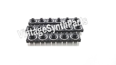 Tact Switch Full Set Of 17 for Korg Poly61 Parts Repair Vintage Synth Poly-61