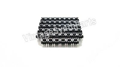 Pushbuttons Tact Switches Full Set Of 46 for Yamaha Dx-7 II Micro Switch Dx7II