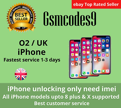 Apple iPhone 7 And 7 Plus O2 And Tesco UK Unlocking Service Unlock Code