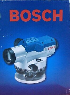 Bosch 300 Ft Automatic Optical Level 24X