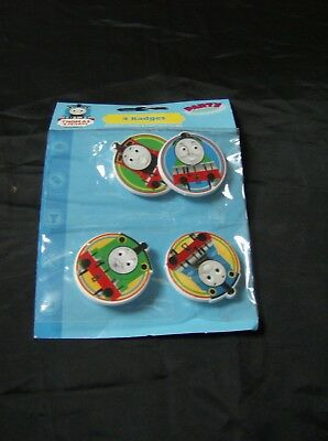 THOMAS AND FRIENDS 4 badges