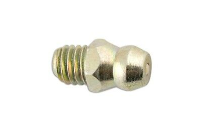 Grease Nipple - Straight - M8 x 1.25mm - Pack Of 50