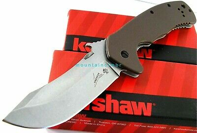 Kershaw Emerson CQC-11K Tactical Outdoor Folding Knife Bellied Skinning 6031