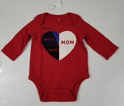 c4f1feacc263 NWT BABY GAP UNISEX ONE PIECE CHRISTMAS OUTFIT SIZE 0-3m -  8.00 ...
